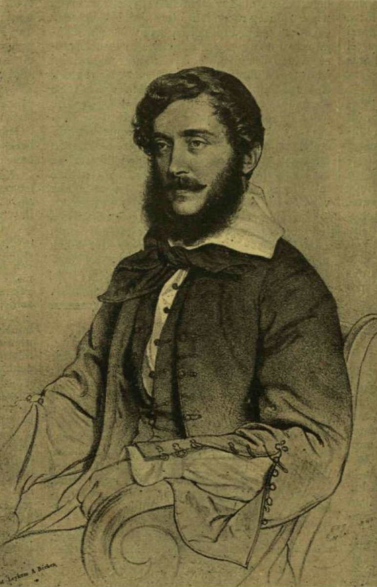 Kossuth Lajos 1841-ben